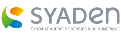 SYADEN - Logo en couleur