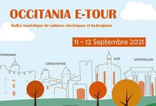 L'Occitania E-tour 2021 • Le SYADEN, partenaire du rallye !